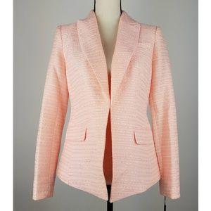 Calvin Klein Womens Blazer Jacket 2 Open Front